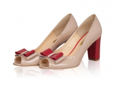 Pantofi dama - Algoritm