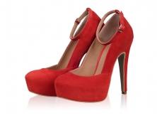Pantofi dama- Lady in Red