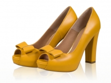 Pantofi dama-model P67F Yellow