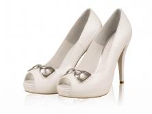 Pantofi mireasa- P67FN Silver